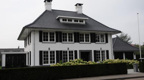 Nieuwbouw, Landhuis en Poolhouse