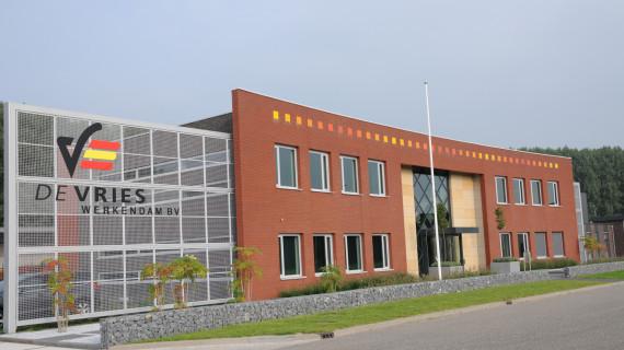 Nieuwbouw Kantoor en Loods